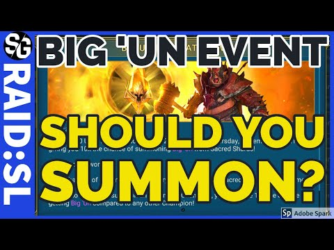 RAID SHADOW LEGENDS | SUMMON EVENT | SHOULD YOU SUMMON?