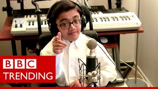 The Eminem cover by Sparsh Shah is inspiring millions online