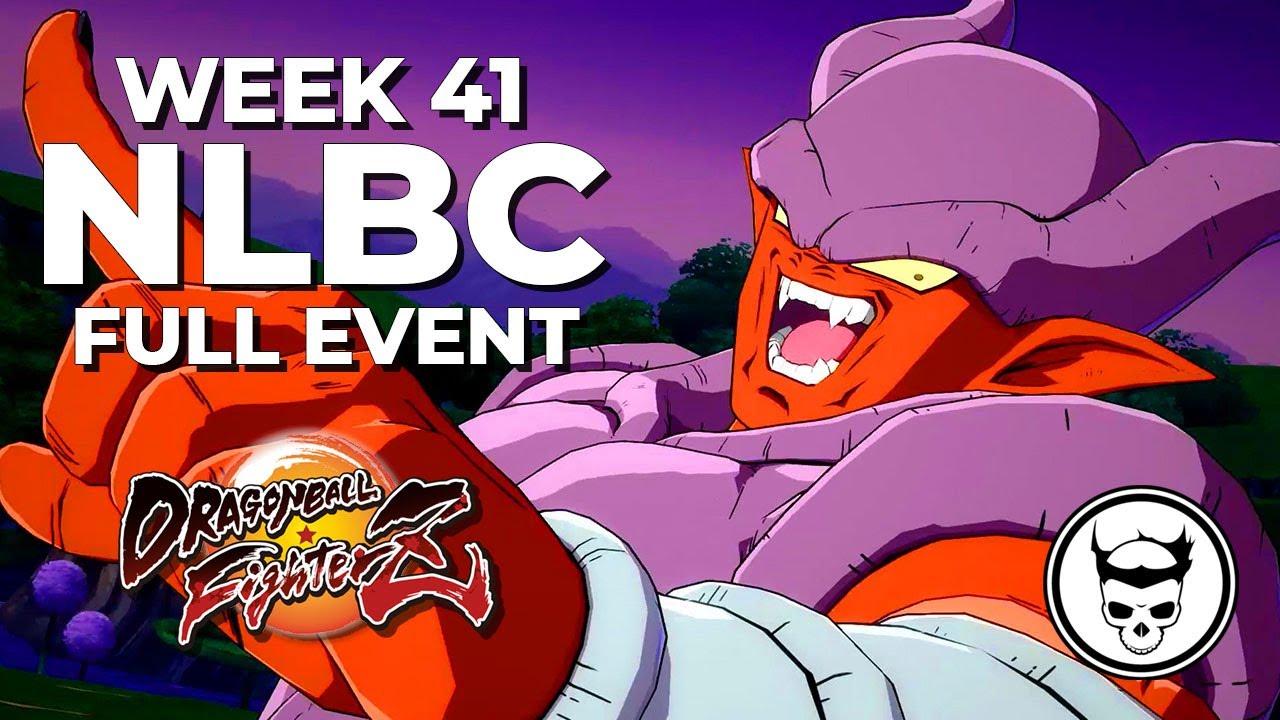 Team Spooky - Dragon Ball FighterZ Tournament @ NLBC Online Edition #41