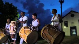 Ponto de Cultura Negro UAI - Apresentação Maracatu no lançamento do Minas Território da Cultura