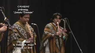 """JALLALLA TIWANAKU"" performed by CHAYAG"