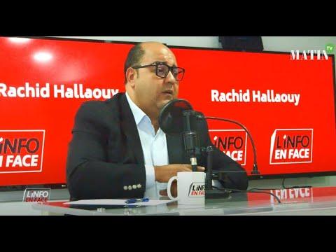 Video : L'Info en Face avec Mehdi Mezouari