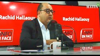 L'Info en Face avec Mehdi Mezouari