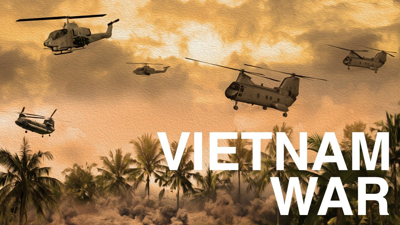 The Vietnam War Explained In 25 Minutes