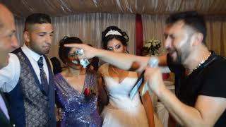 Atmosfera emotionanta creata de Robert Salam la Dobreni la nunta lui Mani fiul lui Bebisan