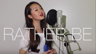 Rather Be - Clean Bandit Ft. Jess Glynne - Grace Lee Live Cover