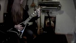 Ghost - Square Hammer Guitar Cover