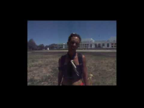 Aboriginal voices - Tent Embassy 2009