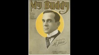 My Buddy - Walter Donaldson and Gus Kahn (cover)