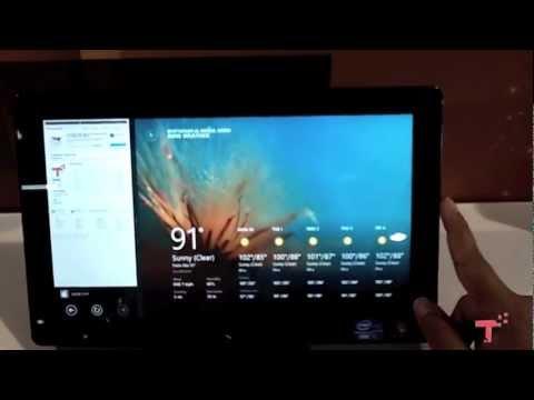 Tech15 Ep30a Windows 8 كومكس2012: تجربة ويندوز٨