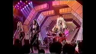 W.A.S.P. - Scream Until You Like It (live from Top Of The Pops '87)