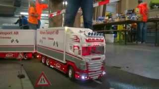 AWESOME SCANIA SWEDEN TRUCK