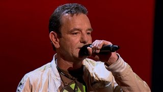 The Voice of Ireland Series 4 Ep7 - Paul Taylor - This Year's Love - Blind Audition
