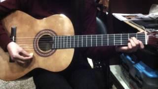 Paulo Sousa - Eu Não Vou (Guitar Cover)
