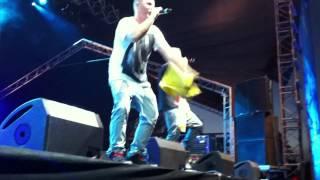Moja Reč - Dieťa vo mne - Live - Hip Hop Kemp 2012