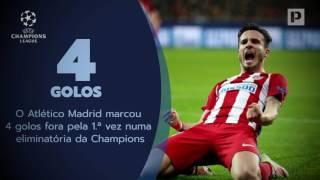 30 Segundos com Playmaker - 1/8 final da Liga dos Campeões - Semana 2