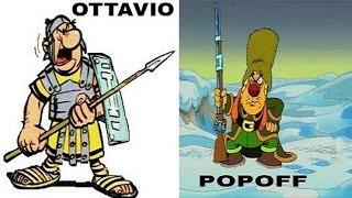 **PARODIA** Popoff: Ottavio