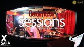 Live Session. Ciencia Ficción - Metropolis @ Bulevard Records Mexico City.