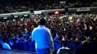 "Iman - Disculpe Usted Live @ Laredo Tx.. Fest. ""La Ley 100.5"""