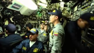 Saludo de aniversario de los 192 años de la Armada Nacional de Colombia