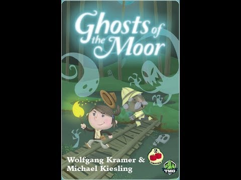 Reseña Ghosts of the Moor