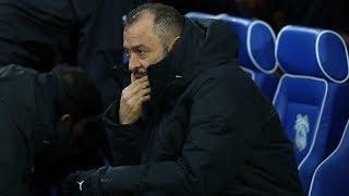 Nuno On Cardiff Win