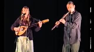 Американката Анджела Родел - Мене ми е драго, Стано мари (на живо)