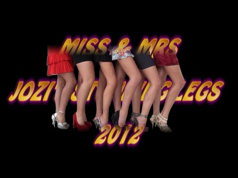 Miss Jozi Stunning Legs 2012 TV Commercial in HD