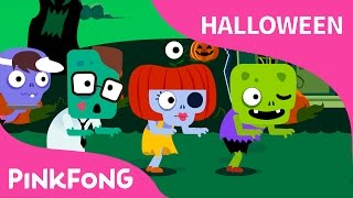 Creepy Zombies | Canciones de Halloween | PINKFONG Canciones Infantiles