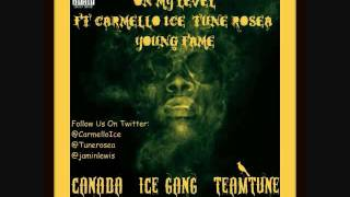 On My Level -Tune Rosea ft Carmello Ice ft Young Fame