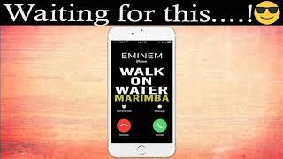 Latest iPhone Ringtone - Walk On Water Marimba Remix Ringtone - Eminem ft. Beyonce