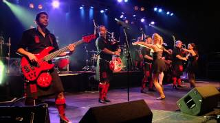 Red Hot Chilli Pipers - Insomnia LIVE