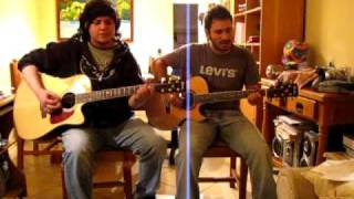 Cucho & Gamboa - With Or Without You (Cover from U2)