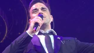 ROBBIE WILLIAMS - Love Me Tender - Berlin 29/05/2014