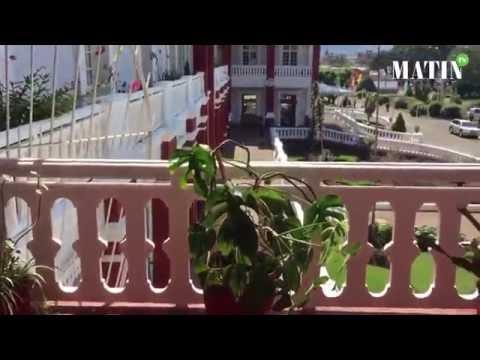 """Hôtel """"Les thermes""""Madagascar : Découvrez la suite royale où séjournait feu S.M. le Roi Mohammed V"""