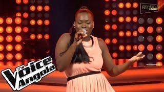 "Leonilde Teixeira com ""Funge na Cachupa"" / The Voice Angola 2015/ Show ao Vivo 2"
