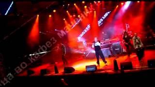 Slatkaristika - Ostaj me da pisuvam live@Metropolis Arena