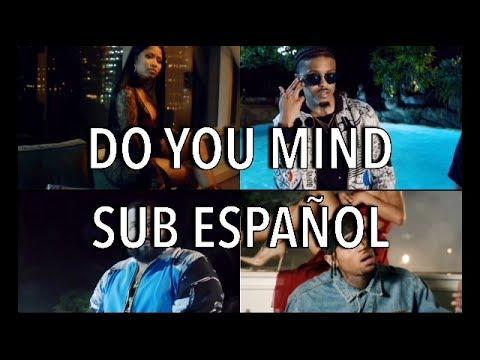 Do You Mind En Espanol de Nicki Minaj Letra y Video