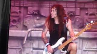 Iron Maiden - The Trooper (LIVE HD @ Ullevi Stadium) - Gothenburg 2016