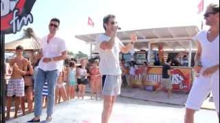 Akcent - I'm Sorry live la SummerKiss Kiss in the Mix Costinesti 2012