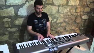 Θέμα Χρόνου - Γιάννης Πλούταρχος   Thema Xronou - Giannis Ploutarxos (Piano Cover)
