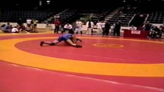 2006 Canada Cup: 72 kg Kristie Marano (USA) vs. Jian Wang (CHN)
