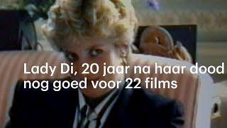 Lady Di, 20 jaar na haar dood nog goed voor 22 films - RTL NIEUWS