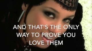If i ain't got you - Alicia Keys - Karaoke male version lower (-6)