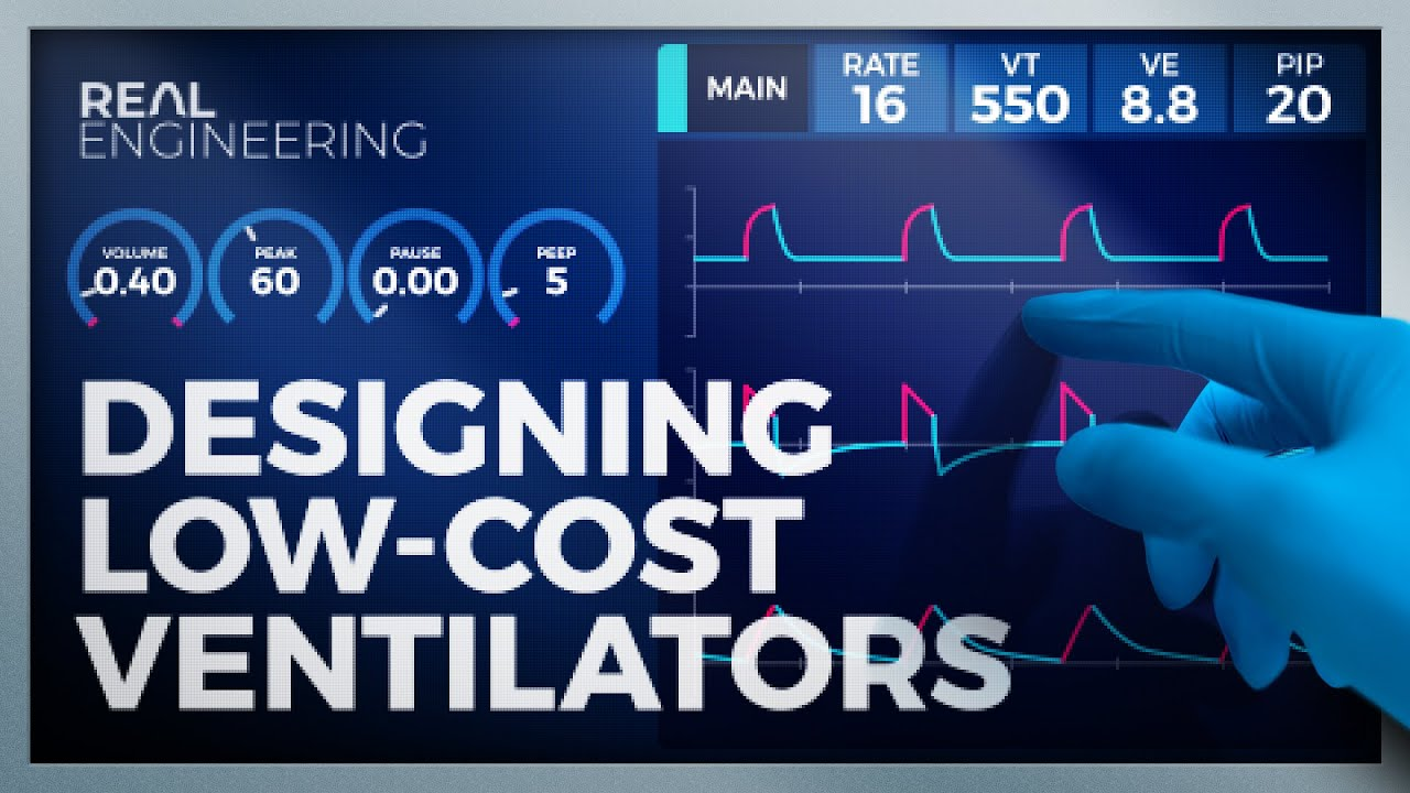 A Guide To Designing Low-Cost Ventilators for COVID-19