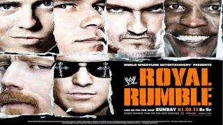WWE Royal Rumble 2011 Official Theme Song [Finger Eleven - Living In A Dream] Link download