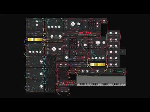 Generative-2020-03-29 - Twinkle Twinkle - Bitwig Studio #Gridnik #Ambient