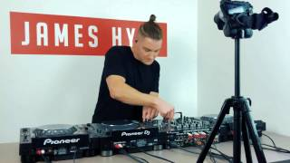Quick Performance Mix #4 Pioneer CDJ2000 Nexus 2, UK House, Tech House & Garage DJ Mix, Slide