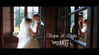 WeddingHighlights Emilia & Vadym