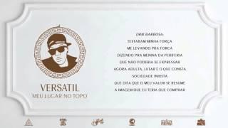 "04 - Flow MC - Meu lugar no topo part Drik Barbosa "" Papo de futuro 2 ( prod Pifo Beats )"